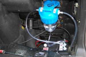 Водороден генератор HC12V Pro