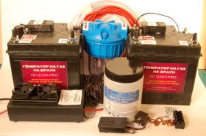 HC12_24VPro-24V Генератор за автомобили с 24 V инсталации