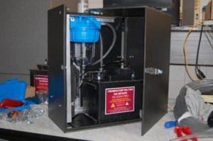 Водороден генератор в кутия