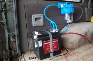 Ето така изглежда генератора на газ на браун HC12V-PRO4E .