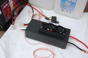PWM for HHO generator