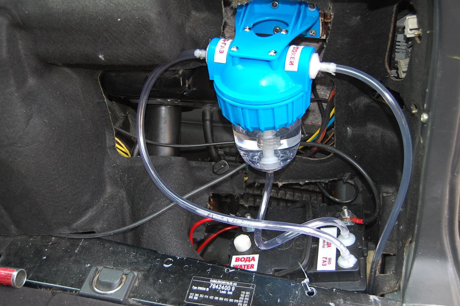 Водородный генератор своими руками как сделать6