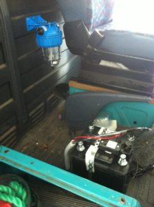 Mercedes Sprinter с HHO generator