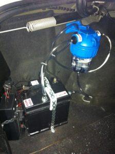 HHO generator HC12/24V Pro