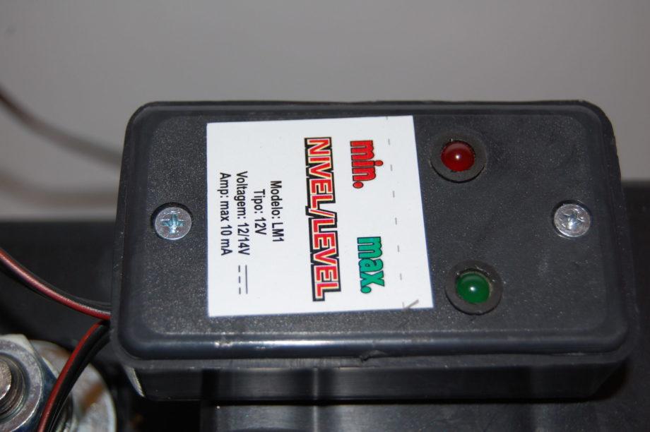 датчик за ниво в електролизер