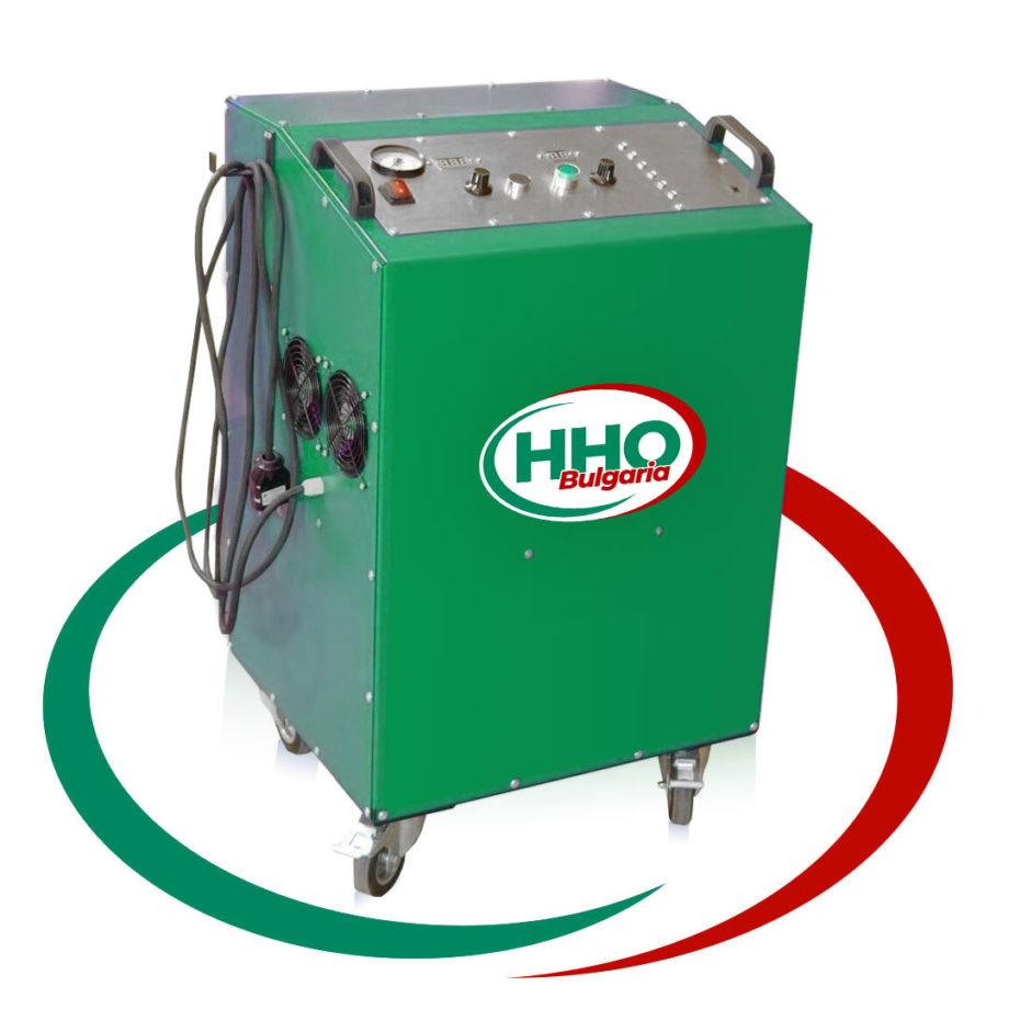 Апарат за водородно почистване на нагари