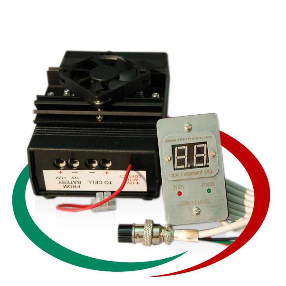 HHO контролер за водороден генератор