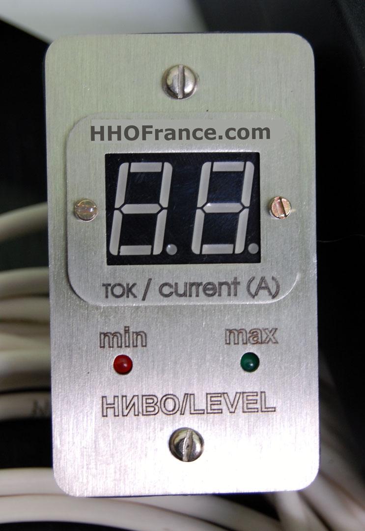 индикация hho контролер