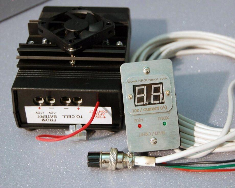 контролер водороден генератор